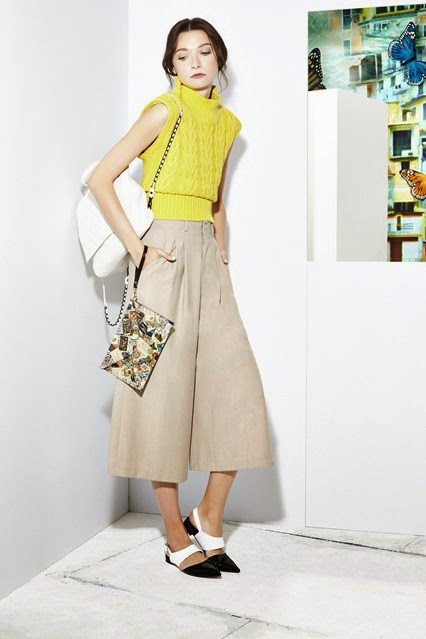 Fashion picks: favourite pieces from #Resort2015
