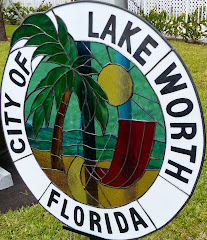 Welcome to the little City of Lake Worth!