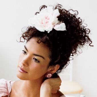 Modela tu cabello peinados recogidos de novias 2014 - Peinados de novia actuales ...