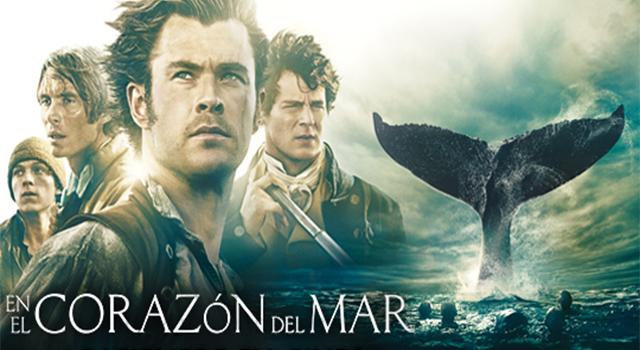 En el corazón del mar Película Completa en Español Latino