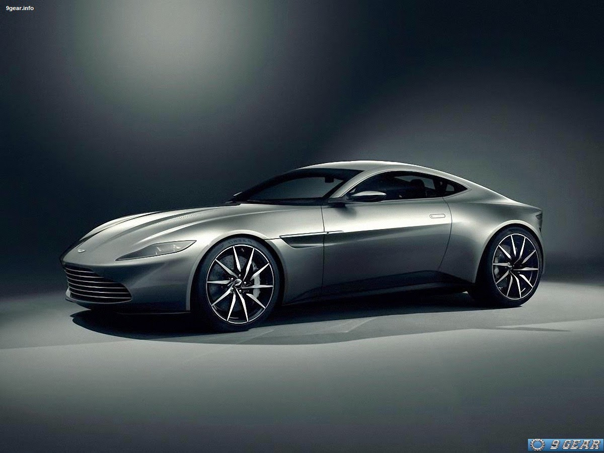 Aston Martin DB The New James Bond Movie Car Car Reviews New - Aston martin db 10