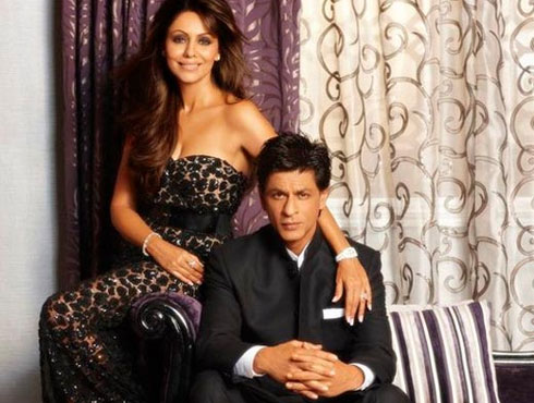 BOLLYWOOD STAR NEWS: shahrukh khan wife gauri photos