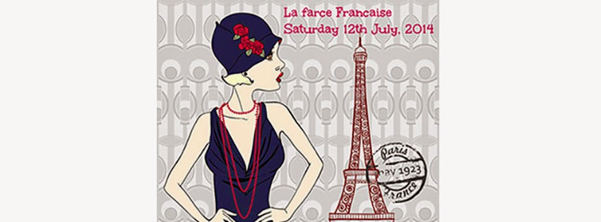 Brockley central la farce francaise supperclub the for Farcical in french