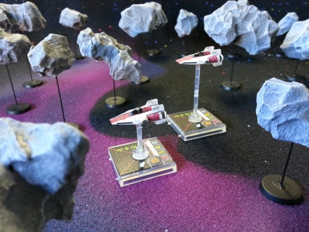 asteroid x wing placement - photo #17