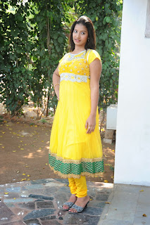 Pragnya Pictures in yellow salwar 015.jpg