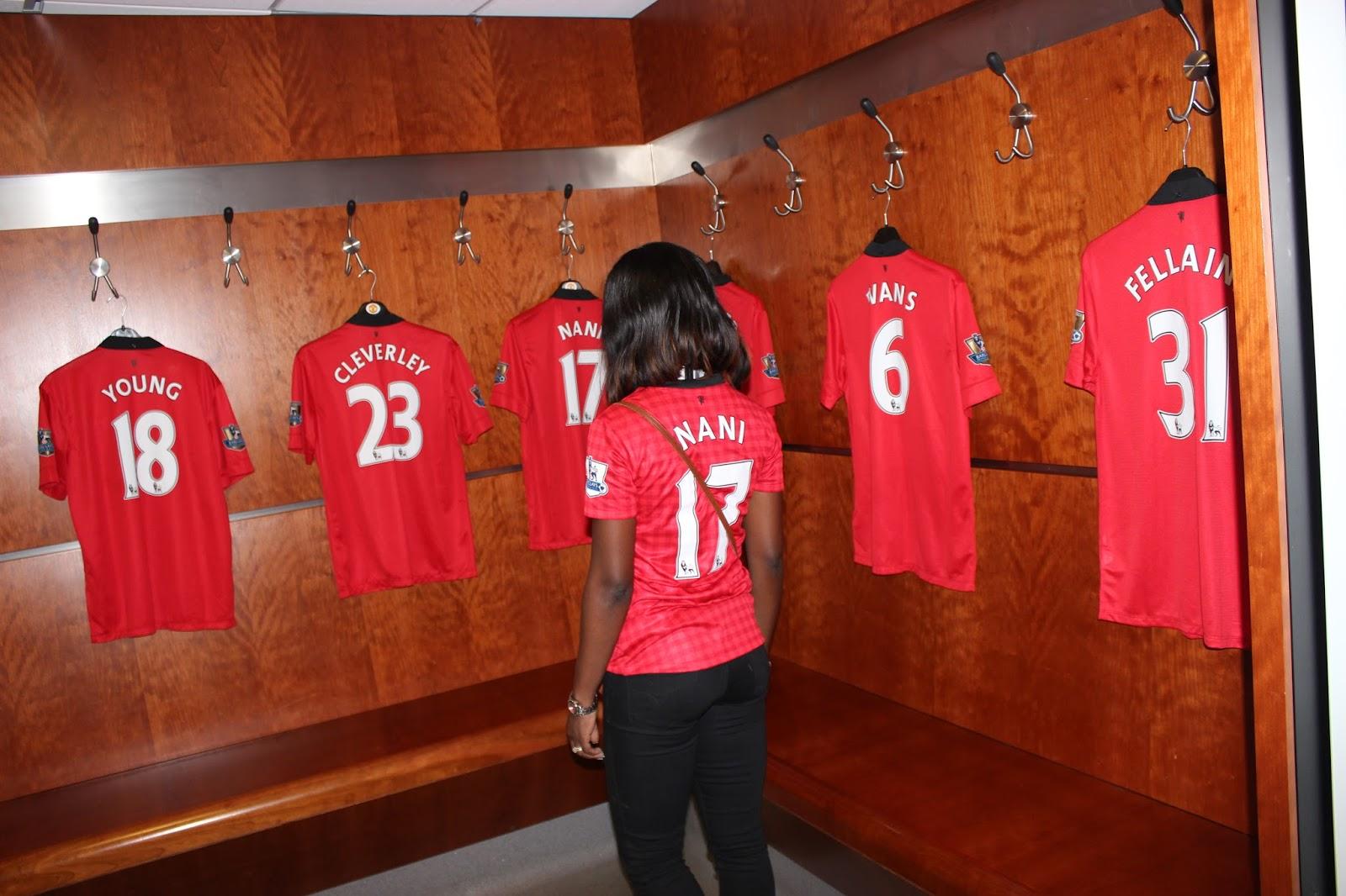 Nani Manchester United Shirt