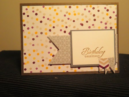 Day 28 DSP by zena kennedy independant stampin up demonstrator