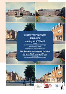 mei-juni 2013: gedichtenparcours