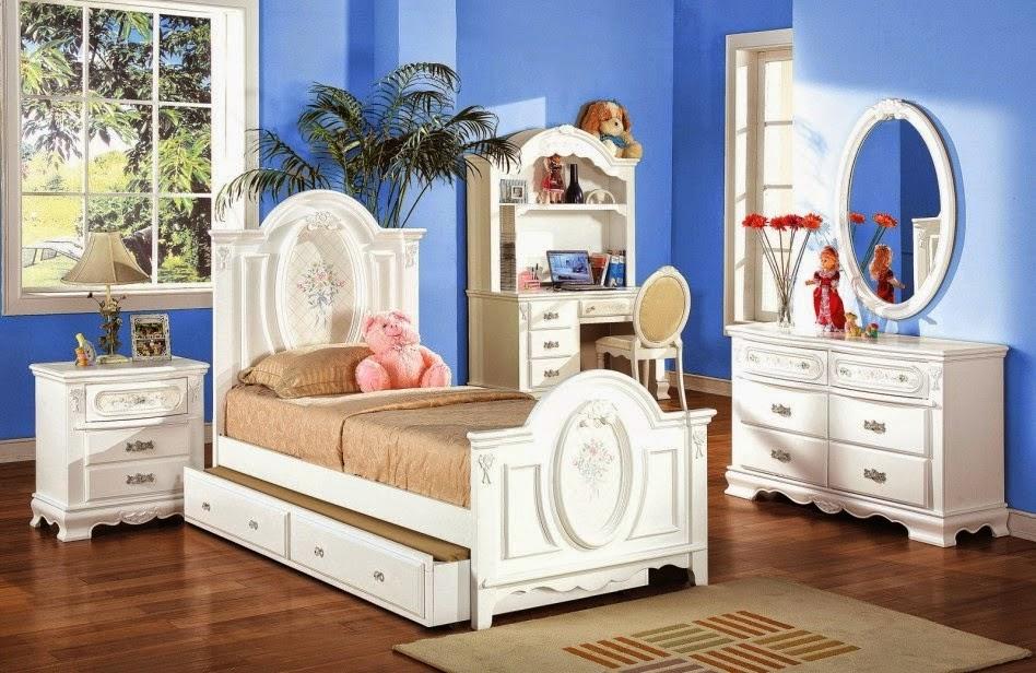 Comment d corer une chambre pour fille for Decorer une chambre a coucher