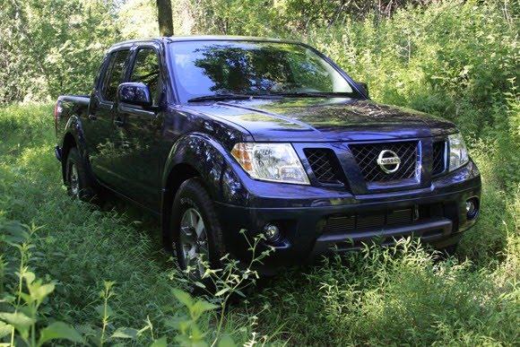 Nissan Frontier Pro 4x Pickup
