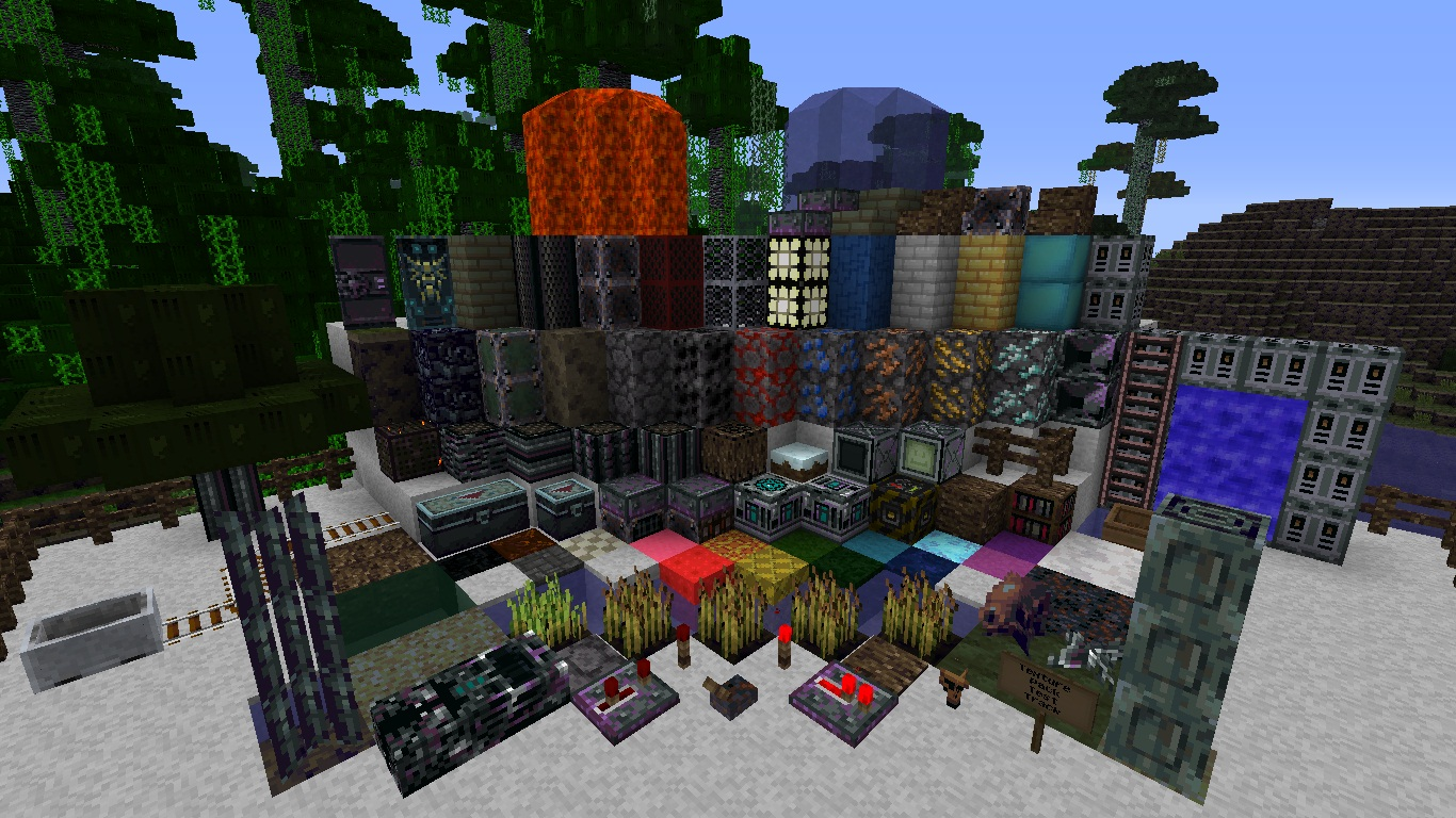 Minecrart : Texture Packs Chrono Trigger Texture Pack for Minecraft 1.6.2/1.6.1/1.5.2/1.4.7