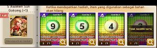 Trik Mendapatkan Kartu Karakter S Awaken Wukong GET RICH Lgr