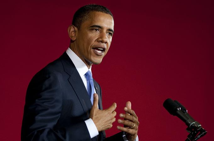 speech written by obama