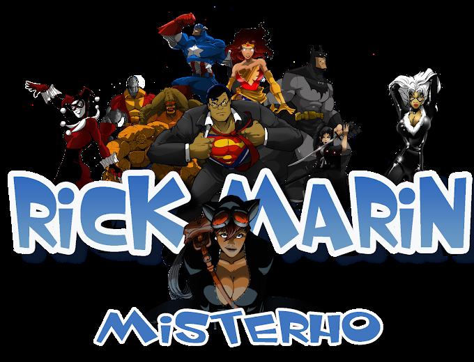 Rick Marin Site