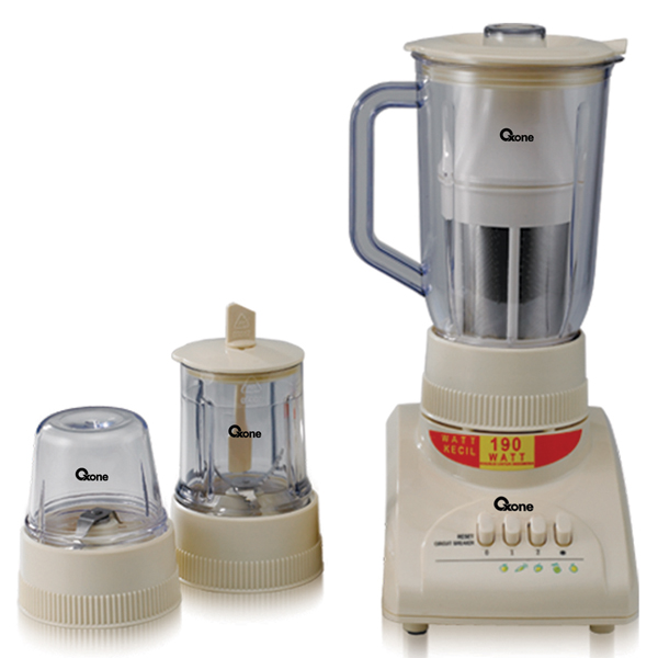 Ox 863 3in1 Blender Oxone Grey Risa Shop Fashion
