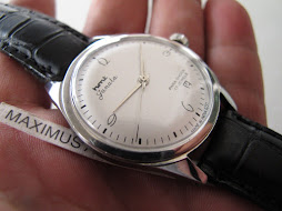 SOLD HMT JANATA PARA SHOCK - WHITE DIAL - MANUAL WINDING