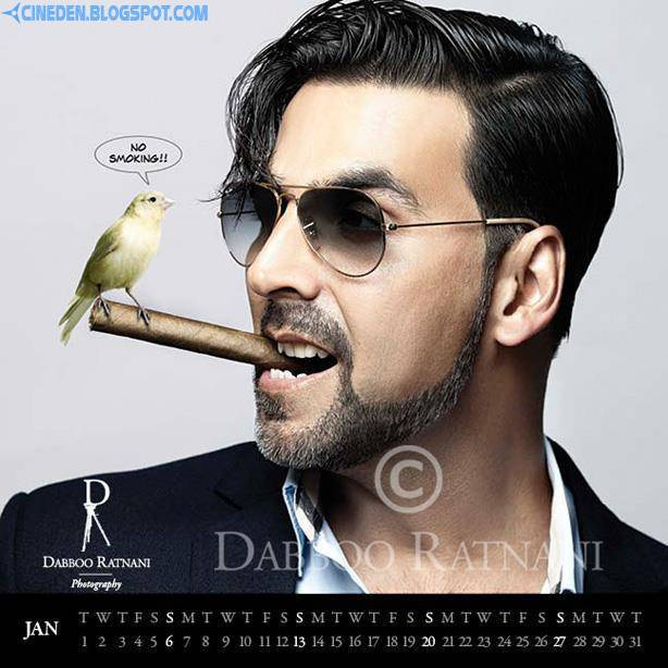 Akshay Kumar on Dabboo Ratnani 2013 Calendar Hot Celebrities Photoshoot Stills