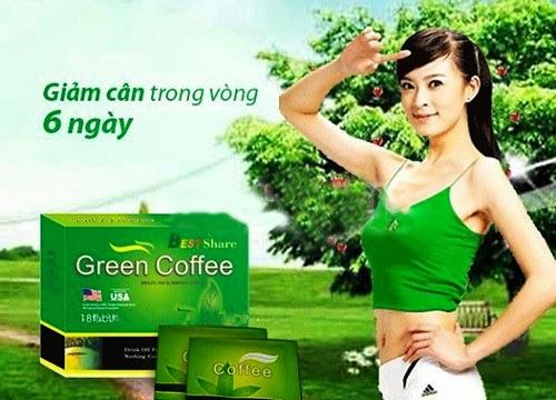 Trà giảm cân Green Coffee có tốt không?