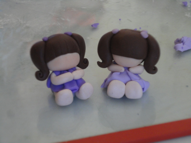 Bambole BIJOU Di FIMO