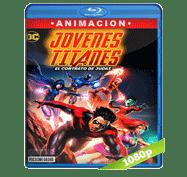 Jovenes Titanes: El Contrato de Judas (2017) Full HD BRRip 1080p Audio Dual Latino/Ingles 5.1