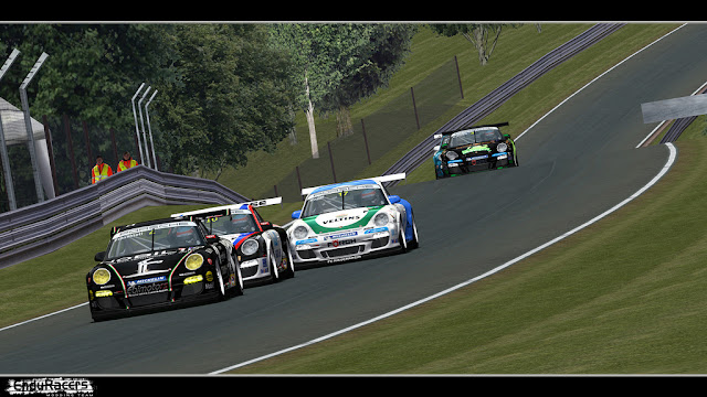 rFactor enduracers mod porsche cup
