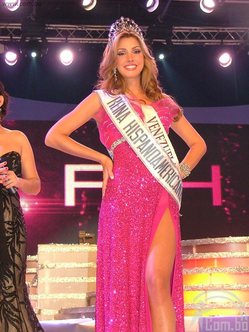 Reina Hispanoamericana 2010,carolina medina