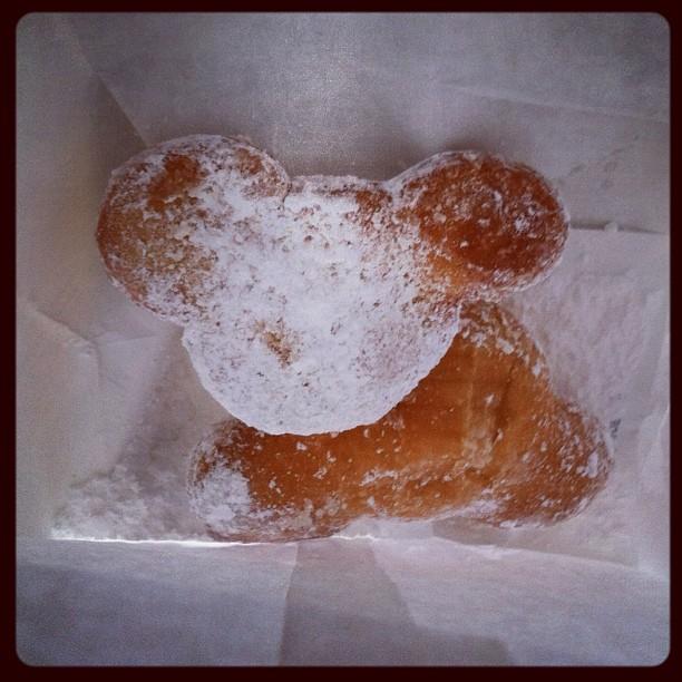 Disney Mickey Mouse Beignets