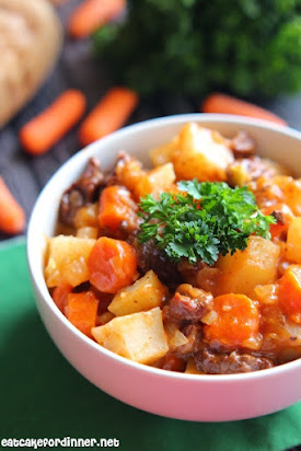 Oven Baked Stew (or Slow Cooker)
