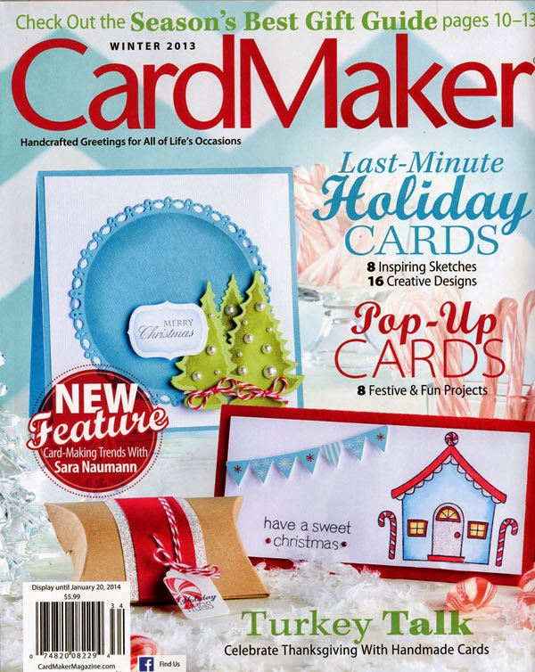 Card Maker - Winter 2013