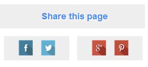 Nút chia sẻ với hoạt ảnh khá đẹp bằng CSS3 cho Blogger