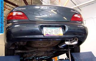 Hyundai elantra car 2012 exhaust - صور شكمان سيارة هيونداى النترا 2012