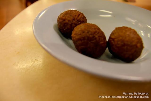 yam rice ball malaysia