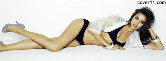 Irina Shayk FB Cover Photo