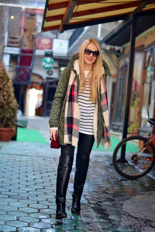 Fabulosas parcas de moda | Invierno con Glamour