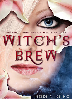 Book cover of Witch's Brew by Heidi R. Kling