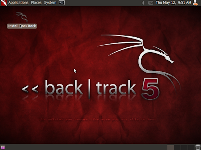 Cara Install Backtrack 5 r3 Dual Boot Dengan Windows