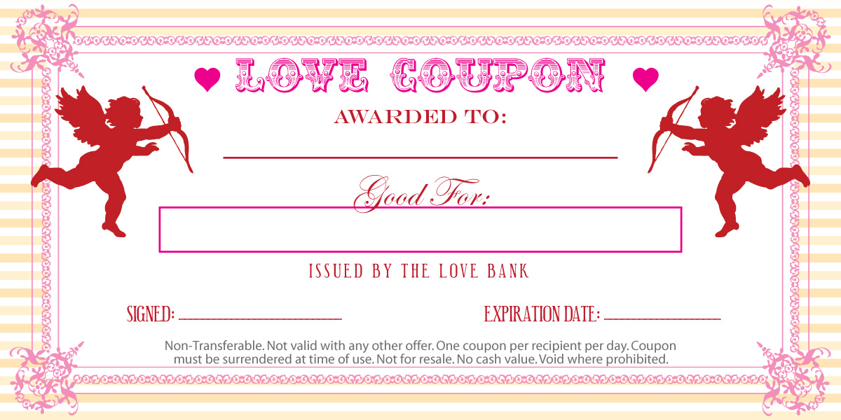 coupons for valentines day