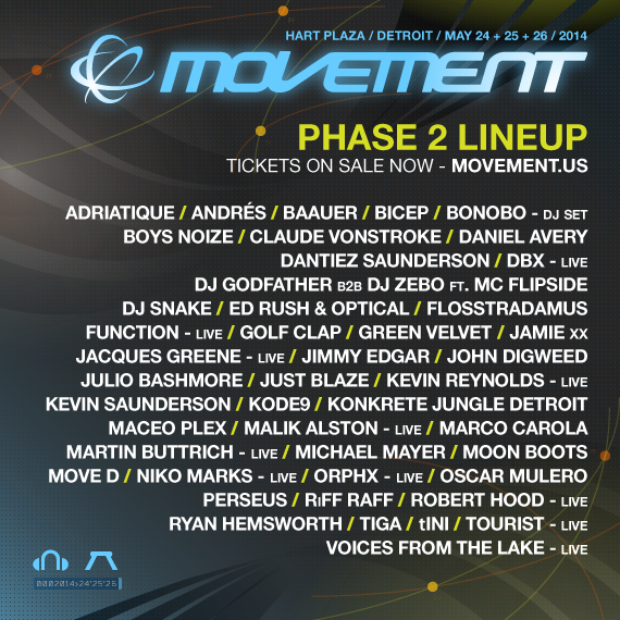 Movement Festival 2014