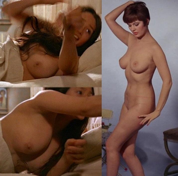 Olivia Hussey  nackt