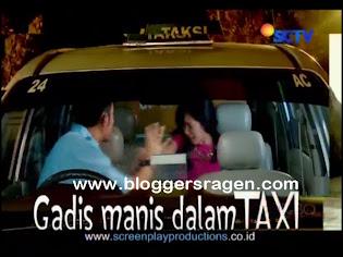Gadis Manis Dalam Taxi FTV