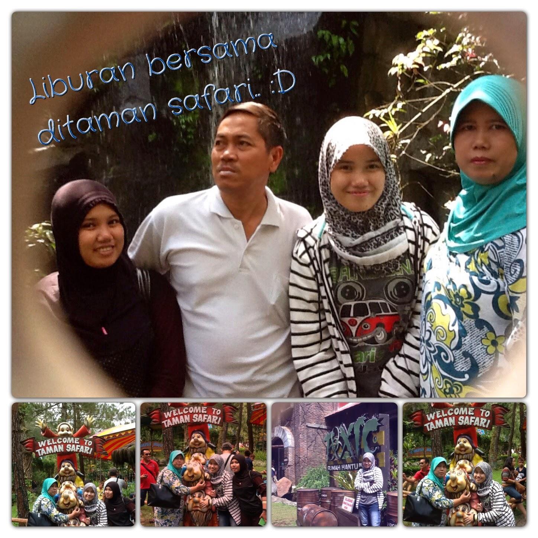 Kebahagiaan bersama keluarga tercinta .