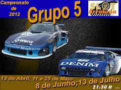 Campeonato de 2012 Gr: 5