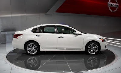 2013 Nissan Altima Sedan