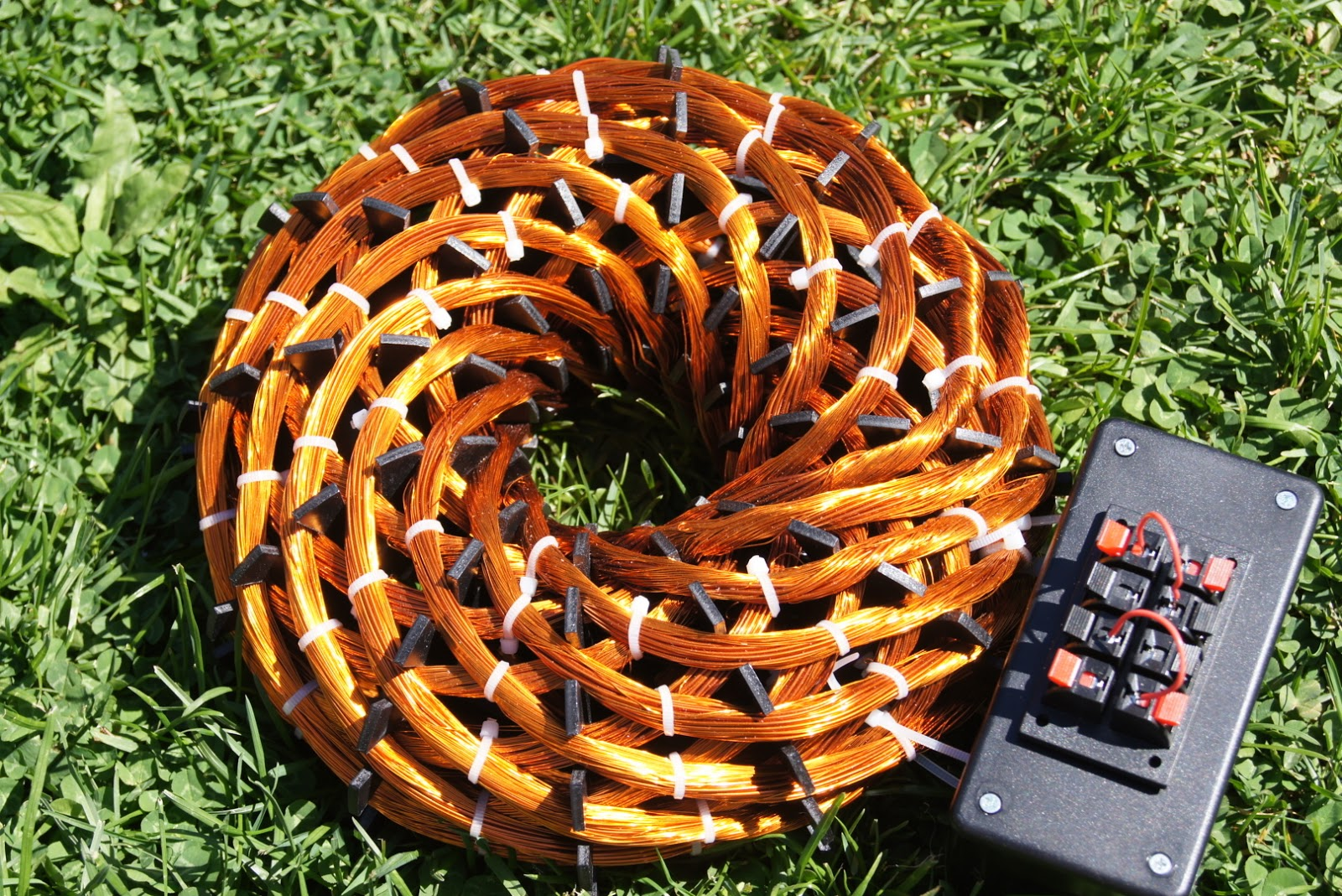 Introducing the 1:7.66 POE Vortex Coil! | 1Stop Energies