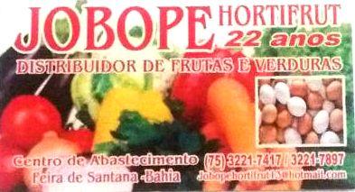 Hort Frut Feira de Santana