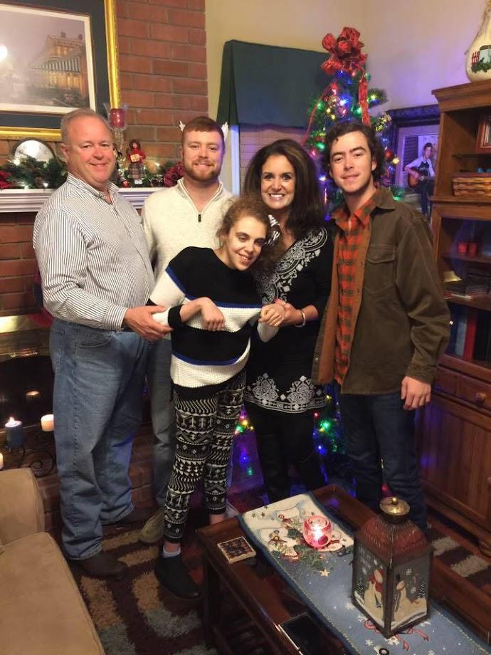 Katie, Colton, Conner & Jeff