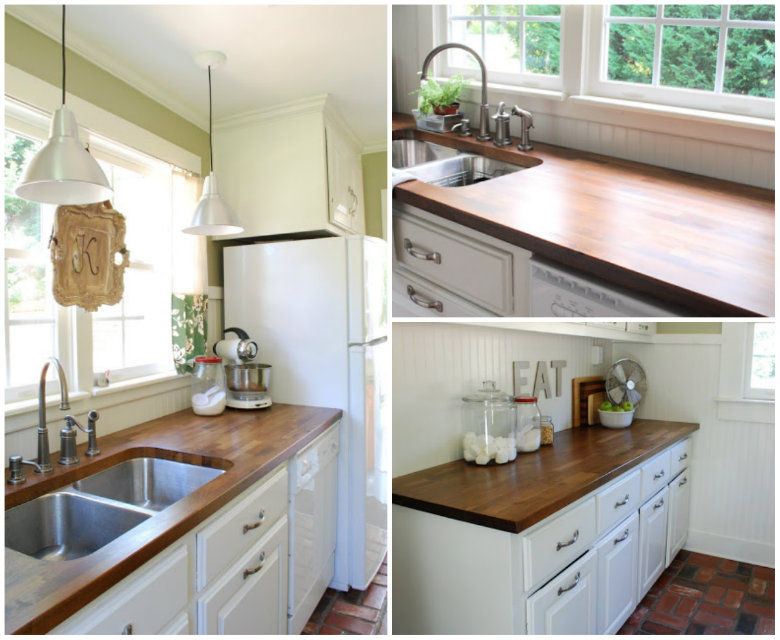 Hammers And High Heels Out With The Old In With The New Countertops Sin