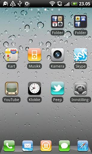 ... theme go launcher dev team go launcher ex themes iphone ipad ios theme