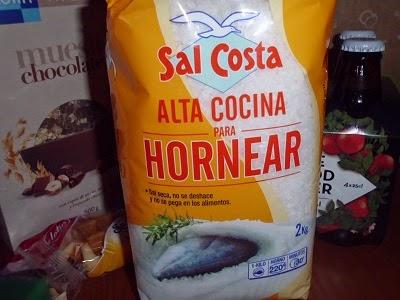 Sal Costa, para hornear