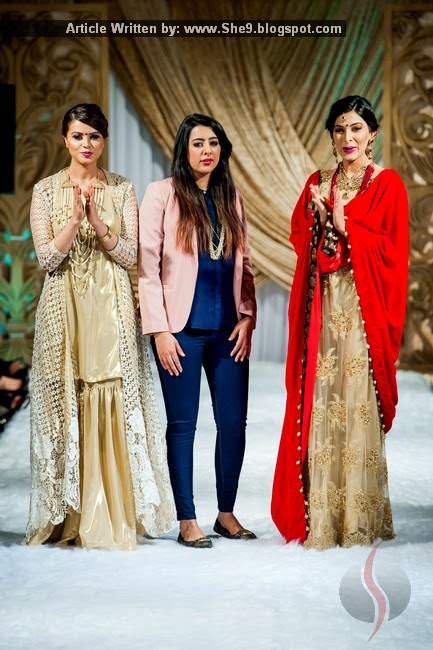 Faika Karim Formal Dresses at PFW-7 2015